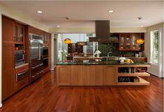 Genial Mitte Des Jahrhunderts Moderne Küche, Der Sich Selbst Reinigt   Küchen