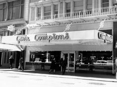 Three years before Stonewall, a riot in the Tenderloin was a watershed moment in LGBT history. California City, San Francisco California, Trans Activists, Stonewall Riots, Youth Of Today, Lgbt History, Transgender Community, Vintage Architecture, 50th Anniversary