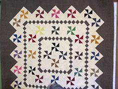 Thursday Class Quilt project, designed by Dana.  Love it!