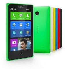 Nokia X Dual SIM Mobile Phone for Rs.7,514/-