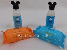 Disney Parks Resort H20+ Blushing Orange Shampoo Conditioner New E