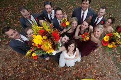 Cortney and Loren's Fall 2014 Wedding. Flowers by North Park Florist--Buffalo, NY Buffalo, Wedding Flowers, Park, Parks, Water Buffalo, Bridal Flowers