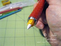 bohin chalk pencil | ... finally, my favorite chalk marking tool is the Bohin Chalk Pencil