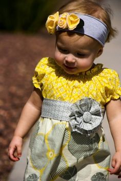 cutest little dress. by charlotte