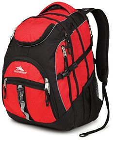 High Sierra Access Backpack Red 20x15x95Inch * Learn more by visiting the image link.(This is an Amazon affiliate link)