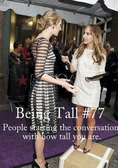 what is tall for a girl
