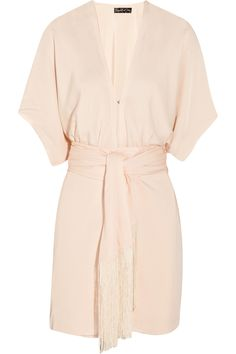 Anita belted kimono dress / elizabeth and james ... in a diff color cuz I don't look good in pink!