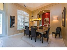 Homemark Leonardi Naples Architect  Naples Florida Amazing The Strand Dining Rooms Review