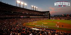 When the lights go down in the city And the sun shines on the bay Do I want to be there in my city #SFGiants