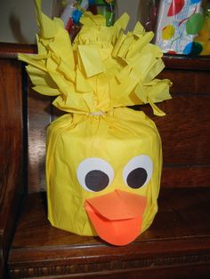 pocket full of prose: Duck Birthday Party Decorations