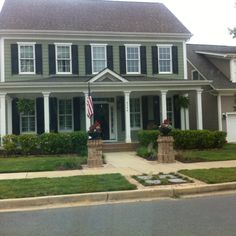 Hardiplank Colors | My new house- COMING SOON! | Pinterest