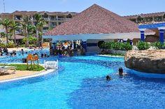 Pool with Swim Up Bar Varadero, Cuba Hotels, Outdoor Pool, Outdoor Decor, Swim Up Bar, Wedding Locations, Trip Advisor, Swimming, Swim