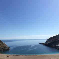 Andros island, Zorgos beach