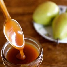Homemade Salted Caramel Sauce at The Kitchn [Daddy!]