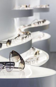 Store Interiors, Eyewear Shop, Glasses Shop, Boutique, Store Design, 3d  Design 0cb76f666c64