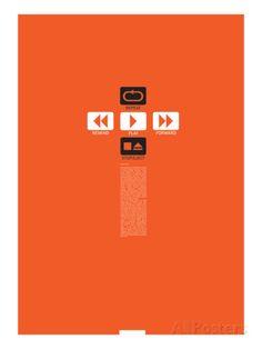 Musique, poster Affiches par NaxArt sur AllPosters.fr