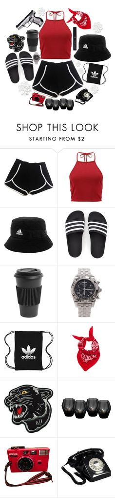 """11"" by tracinho ❤ liked on Polyvore featuring Boohoo, adidas, Homage, Breitling, Arbonne, adidas Originals, WALL, Eichholtz and GPO"