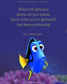 disney quotes 14 Animated Movies Quotes That Are Important Life Lessons Disney Quotes To Live By, Life Quotes Disney, Cute Disney Quotes, Disney Princess Quotes, Cute Quotes, Disney Senior Quotes, Disney Songs, Cute Cartoon Quotes, Citations Disney