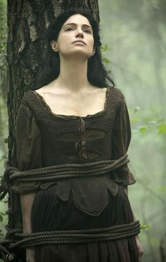 Salem ~ Janet Montgomery as Mary Sibley