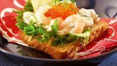 Toast skagen -katkarapuleivät - K-ruoka