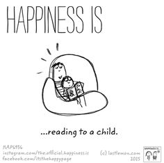 Happiness is reading to a child. This is one of my favorite memories as a parent. Happy Quotes, Book Quotes, Me Quotes, Ode To Happiness, Happiness Quotes, Make Me Happy, Are You Happy, Baby Congratulations Card, Teacher Quotes