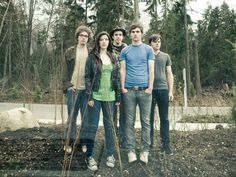 National Post: Ones to Watch: Five Canadian Musicians Poised to Break out in 2012.