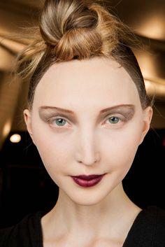 Francois Nars #MUA Marc Jacobs Fall 2015 Ready-to-Wear - Beauty - Gallery - Style.com