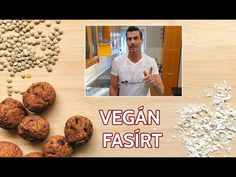 Vegán fasírt: nagyon egyszerű és finom   veganblog.hu - YouTube