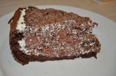 Drunken Cherry Cake - Delights Of Culinaria