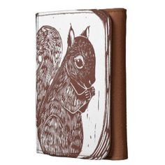 Wallet-Squirrel Gifts - T-Shirts, Art, Posters & Other Gift Ideas | Zazzle