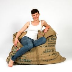 Coffee Fellow Bean Bag Chair I Must Have This Esp Since My Dog Has Claimed Giant Stuffed Puppy As His Bed Mens Shoulder Bags In