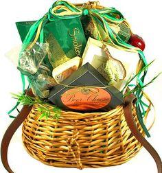 He Loves Fishing | Gourmet Food Gift Basket