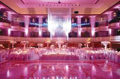 Wow! Beautiful setup at this #uplighting #wedding #reception! #diy #diywedding #weddingideas #weddinginspiration #ideas #inspiration #rentmywedding #celebration #weddingreception #party #weddingplanner #event #planning #dreamwedding by @bridalguide