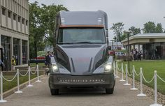As Tesla fans and the industry at large await the reveal of the electric car brand's promised semi-trailer truck in September, Cummins, most widely known for its diesel engines, has quietly unveiled an electric truck of its own. Cummins' truck is strictly a concept, but the company is…