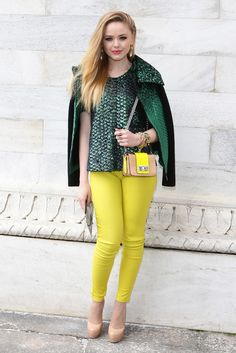 Kristina Bazan fashion blogger