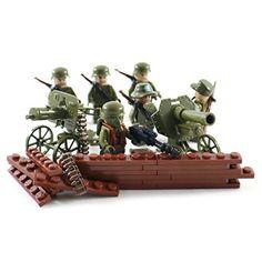 WW2 Heavy Infantry Army Minifigures with Artillery - Buil... https://www.amazon.com/dp/B01LW4KAX0/ref=cm_sw_r_pi_dp_x_no2QybVHEJ63M