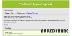 Powerful PHP Helpdesk/ Support Ticket System » Nulled Scripts, php, WSOs - NulledShare.com