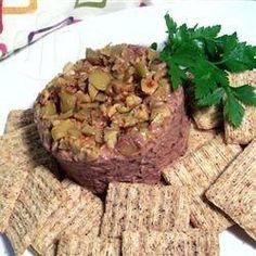 Photo recette : Houmous de haricots noirs