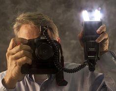 How to Use a Digital Camera with a Strobe #stepbystep