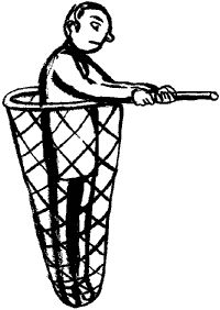 """Six of the Day: """"Trapped by my own safety net."""" by PollyMath http://www.sixwordmemoirs.com/story.php?did=502130"""