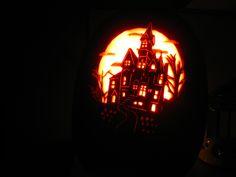 halloween house pumpkin - Google Search