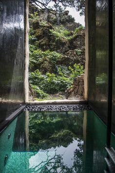 ATELIER RUE VERTE , le blog: Espagne / La Donaira, hébergement écologique chic / Malaga, Rue Verte, World Of Interiors, Spain Travel, Windows, River, Instagram, Blog, Outdoor