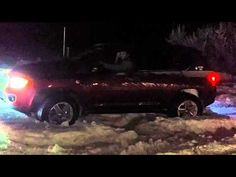 Jeeps Stuck in Snow: Jeep Compass Stuck In Snow