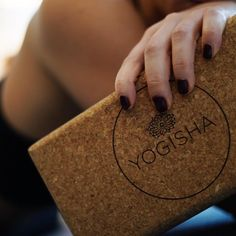 Sustainable yoga brick made from Portuguese cork. Not only are cork bricks better for the environment, they're also super light, keep their shape and offer amazing grip - even when things get sweaty! Yoga Block, Cork, Finding Yourself, Bricks, Portuguese, Environment, Shape, Amazing, Brick