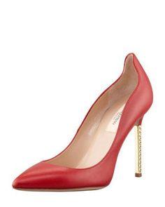 Valentino | More here: http://mylusciouslife.com/marion-cottilard-dior-ladylike-style/