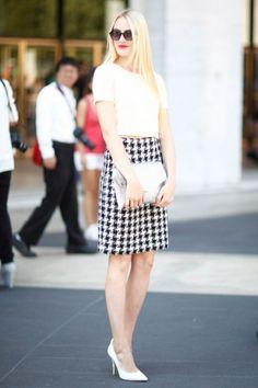 Photos: Photos: Best-Dressed Street Style at New York's Fashion Week   Vanity Fair