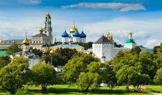 Trindad Monastery, Russia