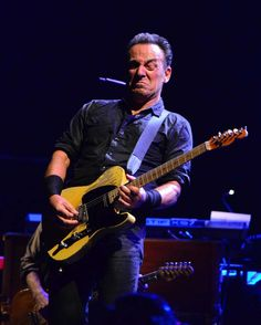 Bruce Springsteen By Nino Saetti photographer freelance. #BruceSpringsteen #Music