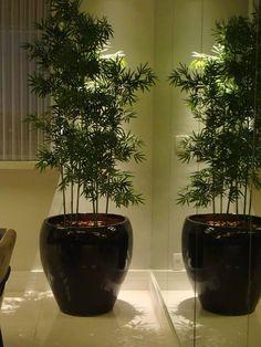 Vaso vietnamita com Bambuzia!!! Um charme...