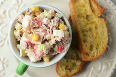 Tavaszi-nyári hűsítő saláta, egy szelet pirítóssal a legízletesebb!